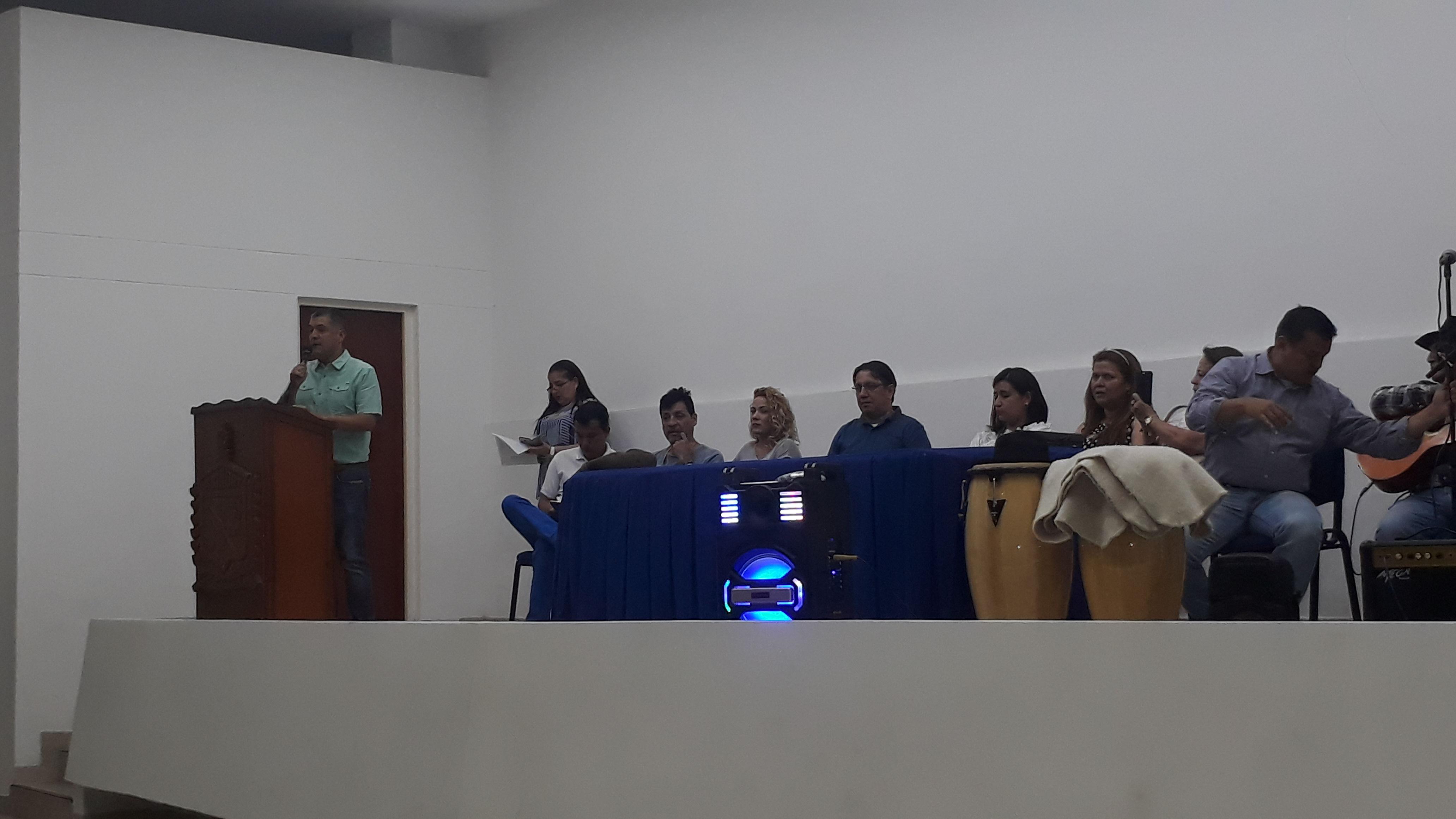 ENCUENTRO FOLCLÒRICO Y CULTURAL DEL MAGISTERIO