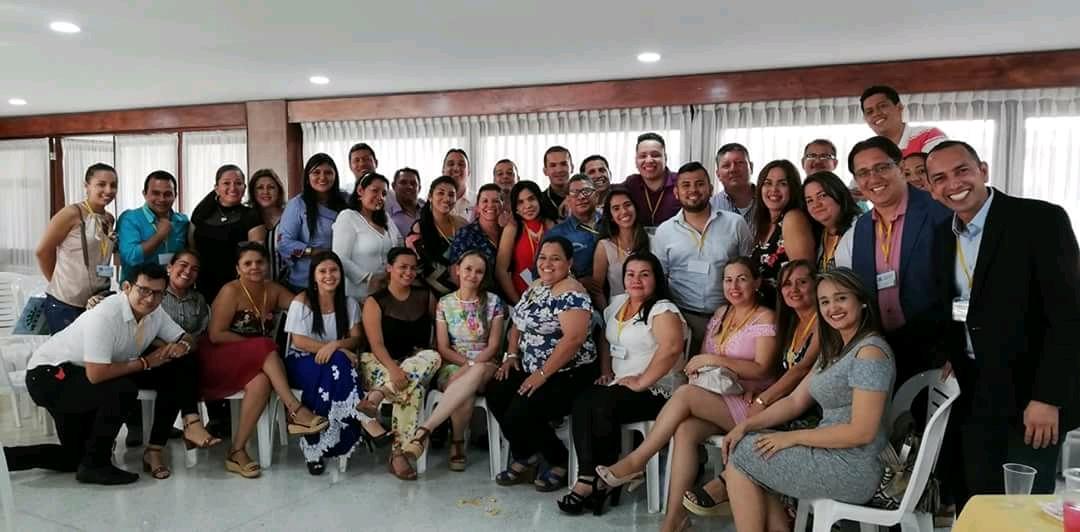 Directivos y Docentes del I. T. Jorge Gaitan Duran, Experiencia Ganadora en el Foro Educativo Municipal