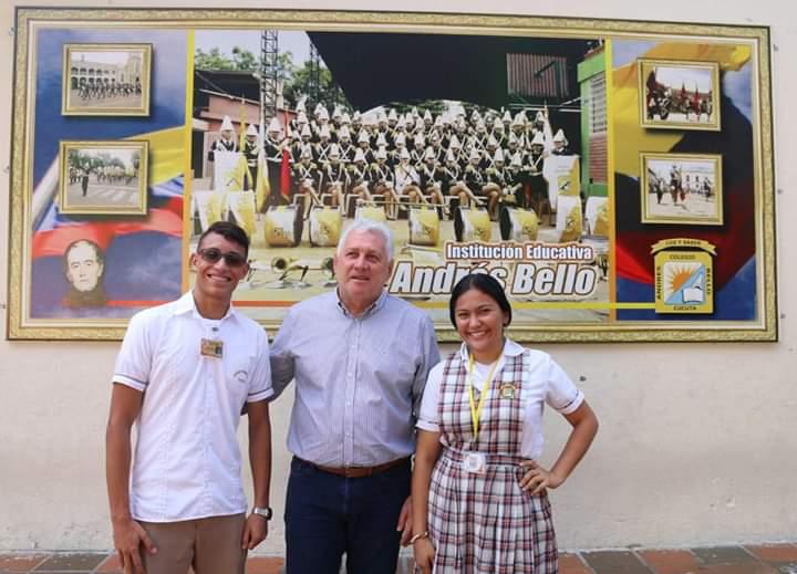 Visita Andres Bello