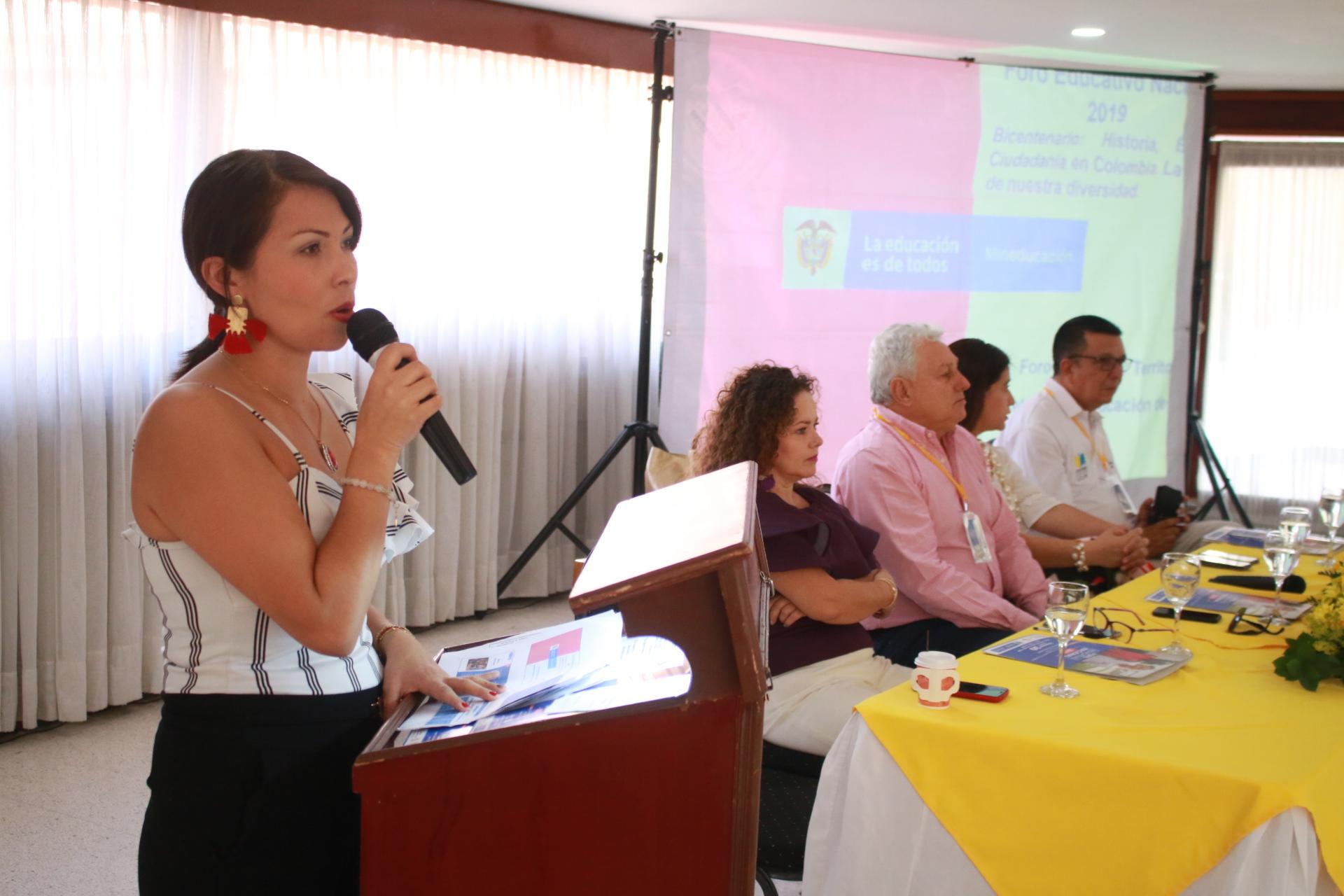 CÚCUTA REALIZÓ EL FORO EDUCATIVO MUNICIPAL 2019