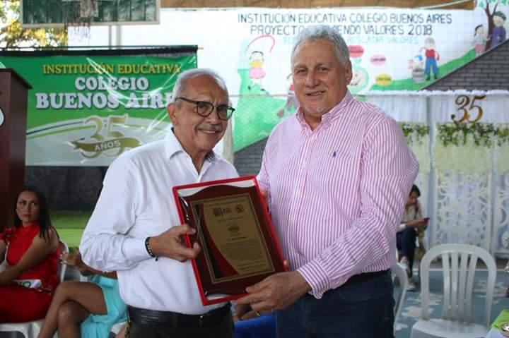COLEGIO BUENOS AIRES 35 AÑOS