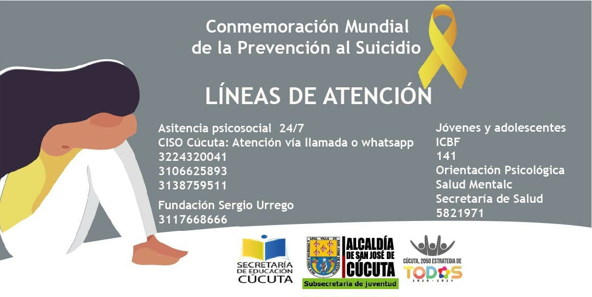 PREVENCION AL SUICIDIO